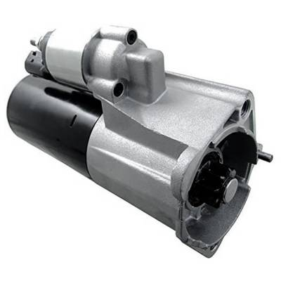 Rareelectrical - New 12 Volt 9 Tooth Starter Compatible With Audi Europe A6 89Kw 2005-2006 By Part Number 0001125053