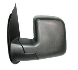 Rareelectrical - New Door Mirror Pair Fits Ford 03-04 Econoline Super Duty Dual Glass Manual Remote Fo1321253 955-496