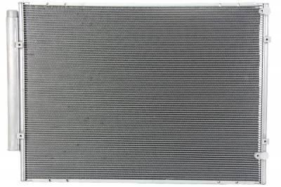 Rareelectrical - New Ac Condenser Fits Lexus 06-08 Rx400h Lx3030118 10334 Cf20017 3506 88460-48061 10334 Cf20017