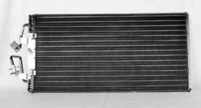 Rareelectrical - New Ac Condenser Fits Buick 05 Allure Gm3030254 89018484 Cf10028 P40398 1563090 2229 15-63090 P40398