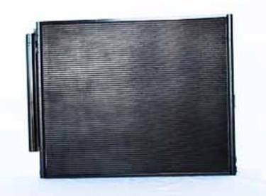Rareelectrical - New Ac Condenser Fits Toyota 03-09 4Runner To3030199 8846135150 203282U P40335 3672 P40335 203282U
