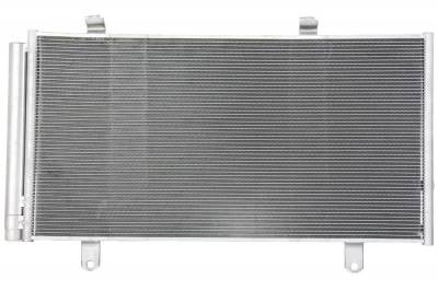 Rareelectrical - New Ac Condenser Fits Lexus 07-12 Es350 P40429 10439 To3030203 3795 8846006210 6285 P40429 10439