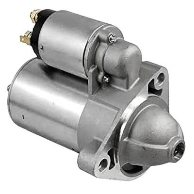 Rareelectrical - New 12 Volt 8 Tooth Starter Compatible With Chevrolet Europe Spark 2010 By Part Number 0986023880
