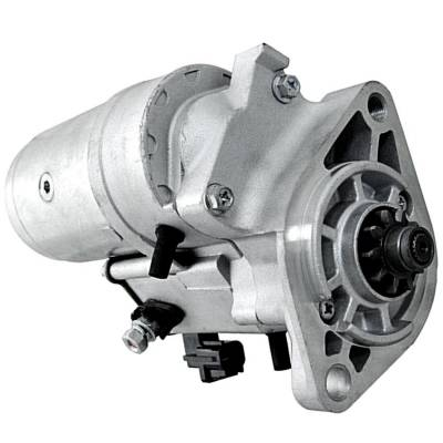 Rareelectrical - New 12 Volt 10 Tooth Starter Compatible With Toyota Europe 4 Runner 1995-2000 By Part Number