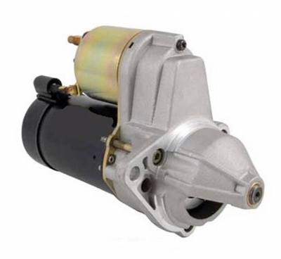 Rareelectrical - New Starter Motor Fits European Model Vauxhall 1364Cc 2003-2004 12-02-137 12-02-142
