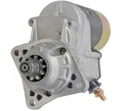 Rareelectrical - New 24V 10T Cw 4.5Kw Starter Motor Compatible With Case Combine 7120 Iveco 42498714 99432760