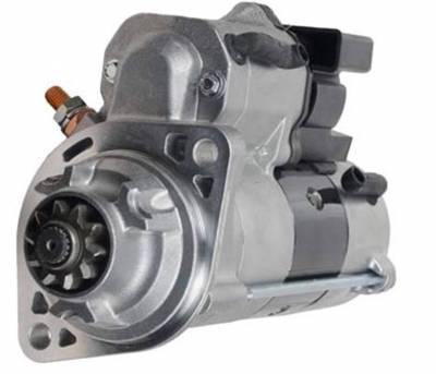 Rareelectrical - New 24V Cw Starter Fits Cummins Engines 4280007101 4280007102 4380000060 4996707