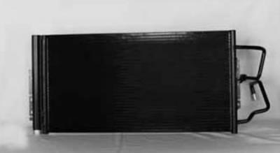 TYC - New Ac Condenser Fits Buick 08-09 Allure Lacrosse 5.3L V8 15-63380 Cf10036 89018842 15-63380 P40492