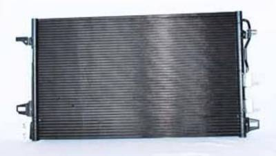 TYC - New Ac Condenser Fits Chrysler 05-07 Town & Country 4677509Ab 68059739Ab P40413 3499 P40413