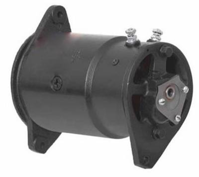 Rareelectrical - New Generator Compatible With Massey Ferguson Combine Mf-300 Chrysler H-225 Perkins Ad4-203