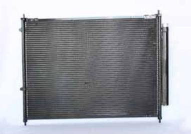 TYC - New Ac Condenser Fits Honda 06-12 Ridgeline Pfc 80110Sjca01 P40476 Ho3030138 3015 P40476 80110Sjca01