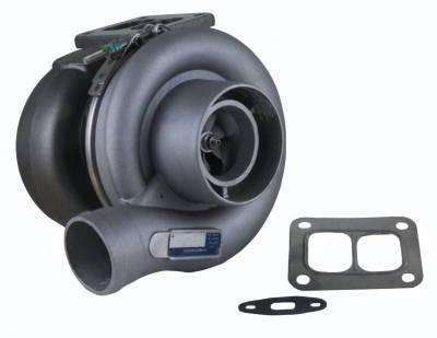 Rareelectrical - New Turbocharger Fits Peterbilt Tractor Trucks 12.7L 12.0L 10.5L 10.0L  J909308 Jr909308 J919199