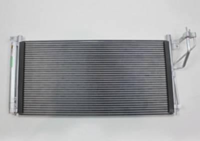 Rareelectrical - New Ac Condenser Fits Hyundai 06-11 Azera Sonata 976063L180 P40466 Hy3030136 7-3381 P40466