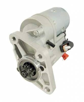 Rareelectrical - New Starter Motor Fits European Model Hyundai Terracan 2.9L 2001-On 36100-Ax210