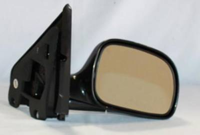 Rareelectrical - New Door Mirror Pair Fits Chrysler 96-10 Town&Country Caravan Voyager Power W/ Heat Ch1321141
