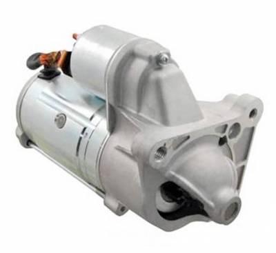 Rareelectrical - New Starter Motor Fits European Model Renault Scenic 1.9L Diesel 2005-On 8200460883