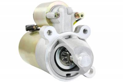 Rareelectrical - New Starter Motor Compatible With Mercury Tracer 1991-96 Ford Escort 1.9L 1997 2.0 Sr7518x 19011818