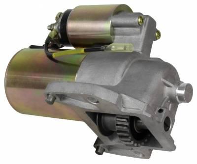 Rareelectrical - New 12V Starter Motor Fits Ford Taurus 3.0L 182 V6 3.4L 207 V8 Mercury Sable 3.0L 182 V6 1996-1999