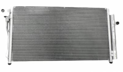 Rareelectrical - New Ac Condenser Fits 2006-2011 Hyundai Accent Pfc Block Fitting 976061E000 6552 976061E000