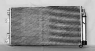 TYC - New Ac Condenser Fits Mini 02-08 Cooper Mc3030101 P40322 3061 64 53 1 490 572 7-3254 P40322 64 53 1