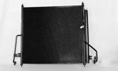 TYC - New Ac Condenser Fits Infiniti 04-10 Qx56 92100-Zc10a Ni3030157 203239U P40384 73615 P40384 203239U