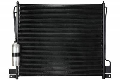 TYC - New Ac Condenser Fits Nissan 05-10 Frontier Pathfinder Xterra 92100Ea500 P40407 6469 P40407 10437