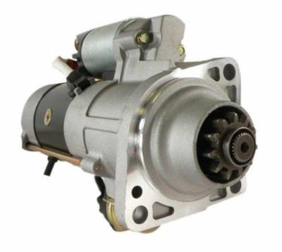 Rareelectrical - New Starter Compatible With Renault On Road Trucks M009t61474 M9t61471am M9t61473zc 20732977
