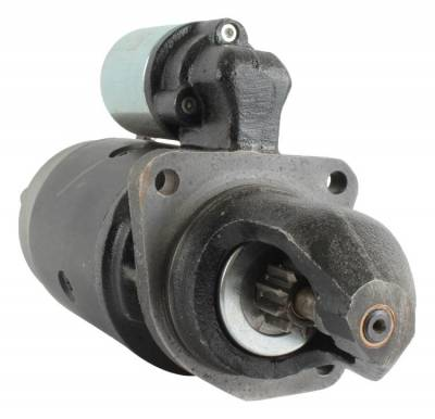 Rareelectrical - New Starter Fits Willmar Sprayer 8100 Eagle 11.132.180 11132180 A187549 3283330 3283329 8Ea730322001