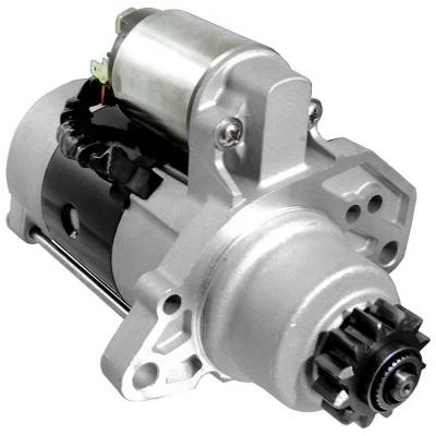 Rareelectrical - New 12 Volt 12 Tooth Starter Compatible With Nissan Europe Almera 2000-2006 By Part Number