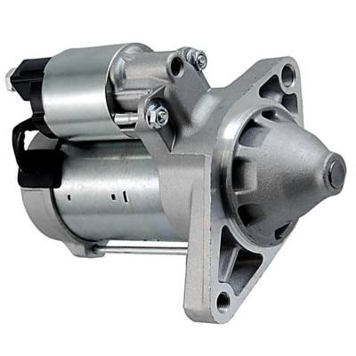 Rareelectrical - New 12 Volt 9 Tooth Starter Compatible With Toyota Europe Yaris 2005 By Part Number Les0647 Dsn931
