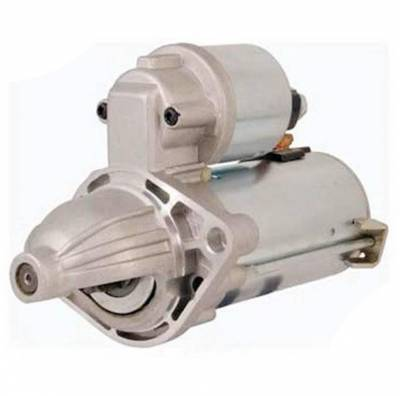 Rareelectrical - New Starter Motor Compatible With European Model Vauxhall Tigra 1.3L Cdti 2004-On D6g1 D6g32