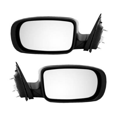 Rareelectrical - New Pair Of Door Mirrors Fits Chrysler 200 Limited 2011-14 1Sx881x8ac 1Sx891x8ac