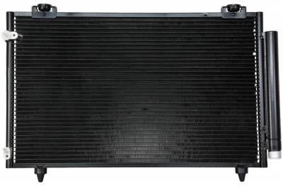 TYC - New A/C Condenser Fits 2006-2008 Toyota Matrix Xr Wagon 1.8L I4 Gas Dohc 7-3299 3299