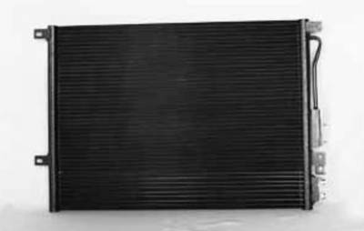 Rareelectrical - New Ac Condenser Fits Jeep 05-10 Commander Grand Cherokee 55116928Aa 3779 Ch3030221 P40454