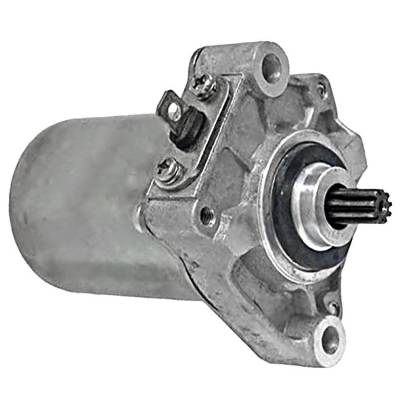 Rareelectrical - New 12 Volt 9 Tooth Starter Compatible With Honda Scooter Sh 100 2000-2008 By Part Number