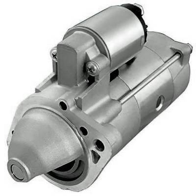 Rareelectrical - New 12 Volt 12 Tooth Starter Compatible With Hyundai Europe Porter 1994-2004 By Part Number