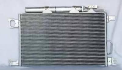 Rareelectrical - New Ac Condenser Fits 2006-07 Mercedes-Benz C230 C280 C350 C55 Amg Cl500 Cl600 Clk350 P40457 203 500