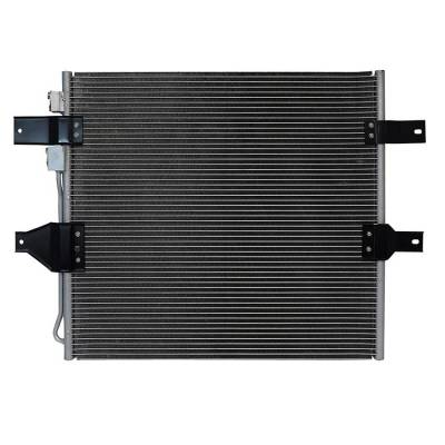 Rareelectrical - New A/C Condenser Fits Dodge Ram 2500 2003 2004 2005 2006 68240781Aa Ch3030236