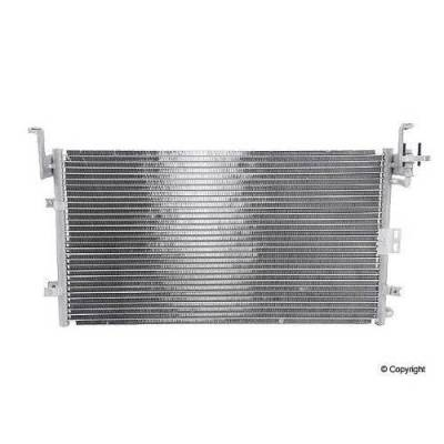 Rareelectrical - New Ac Condenser Fits 2003-2004 Kia Optima From: 11/2003, Old Style P40340 203257U 10433 9760638003