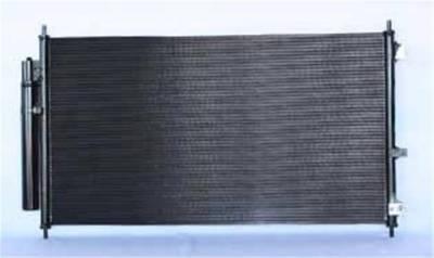 TYC - New Ac Condenser Fits Acura 07-12 Rdx Pfc W/ Receiver/Dryer P40536 80110Stka01 Ac3030123 3646 7-3592