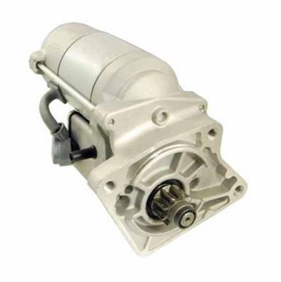 Rareelectrical - New Starter Motor Compatible With European Model Mazda Mpv 2.5L T Diesel 1995-On 228000-4830