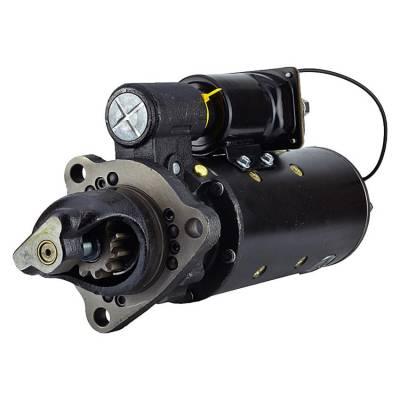 Rareelectrical - New 32V Starter Fits International Power Unit Mdt-817 1969-1970 1113921 3T2651
