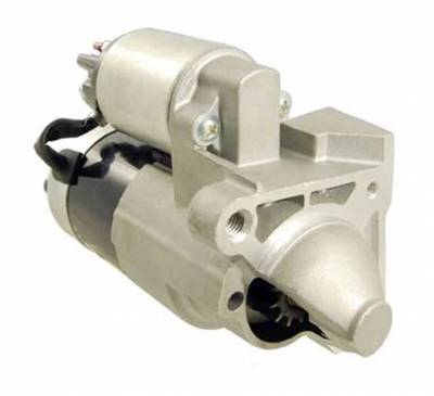 Rareelectrical - New Starter Motor Fits European Model Renault Clio Ii 1.5L Turbo Diesel 23300-00Qaw