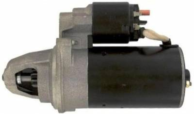 Rareelectrical - New Starter Motor Compatible With European Model Opel Agila Corsa Meriva Combo 1.3L 55353257