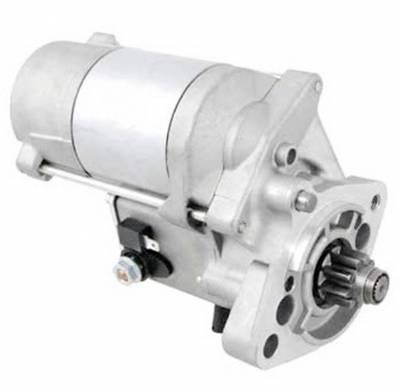 Rareelectrical - New Starter Motor Fits Landrover Freelander 75 2.0L T Diesel Nad101500 228000-7801