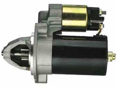 Rareelectrical - New Starter Motor Fits 1996-2002 European Model Reanult Megane I 77-00-113-207