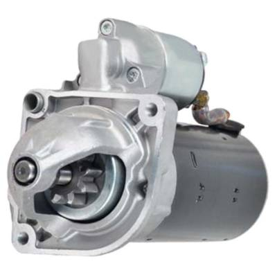 Rareelectrical - New 12V Starter Compatible With Fiat Europe Ducato Box 180 Multijet 2011 0001109303 55779086