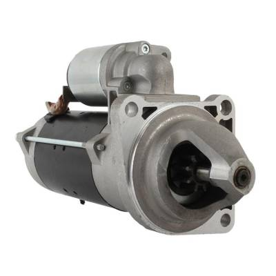 Rareelectrical - New Starter Fits Iveco Fiat Europe 120 220 1987 1988 0001230009 0-001-230-009 8Ea730198001 500325146