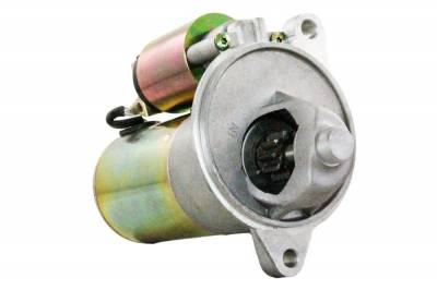 Rareelectrical - New 12V Starter Motor Fits Ford Hd Truck 800 900 Series 7.0L 1992-1997 600 Series 1983-1994 700