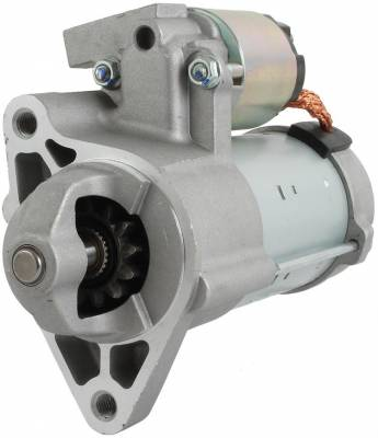 Rareelectrical - New 12V Starter Fits Ram Truck 3500 5.7L 2014 2015 W/ Start Stop Feature 56029652Aa 56029652Aa